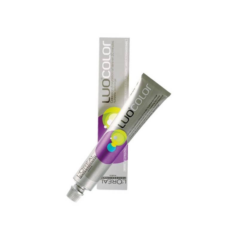 L'Oréal Professionnel Coloration permanente Luo Color 50ML, Coloration d'oxydation