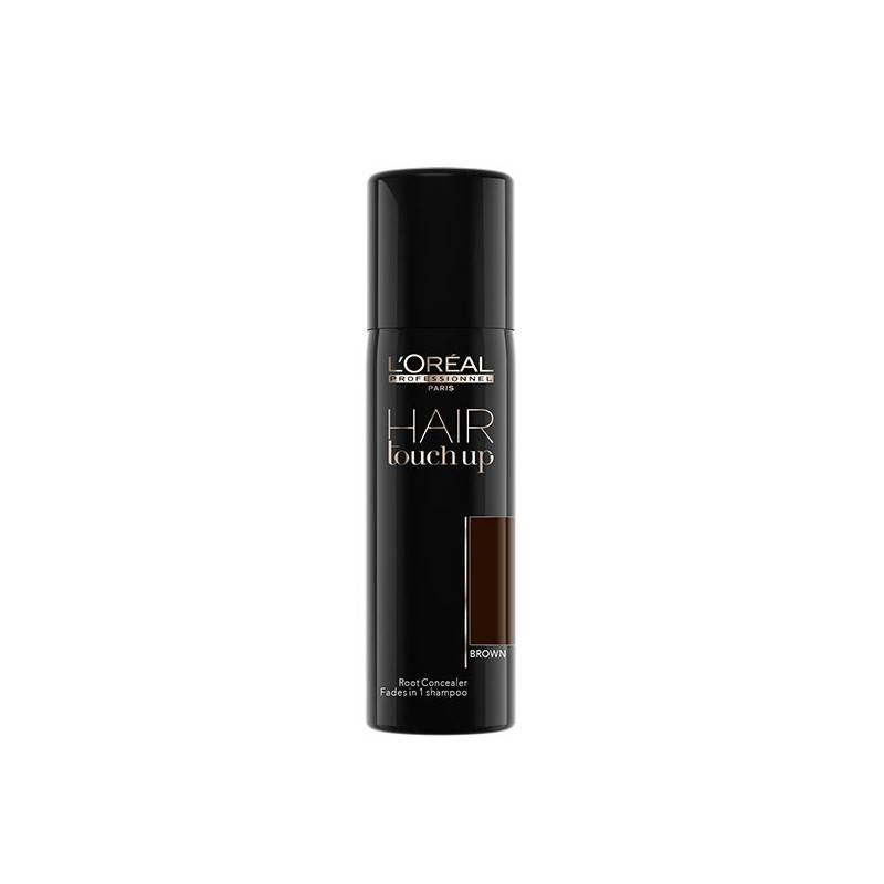 L'Oréal Professionnel Hair touch up Brown 75ML, Spray racine