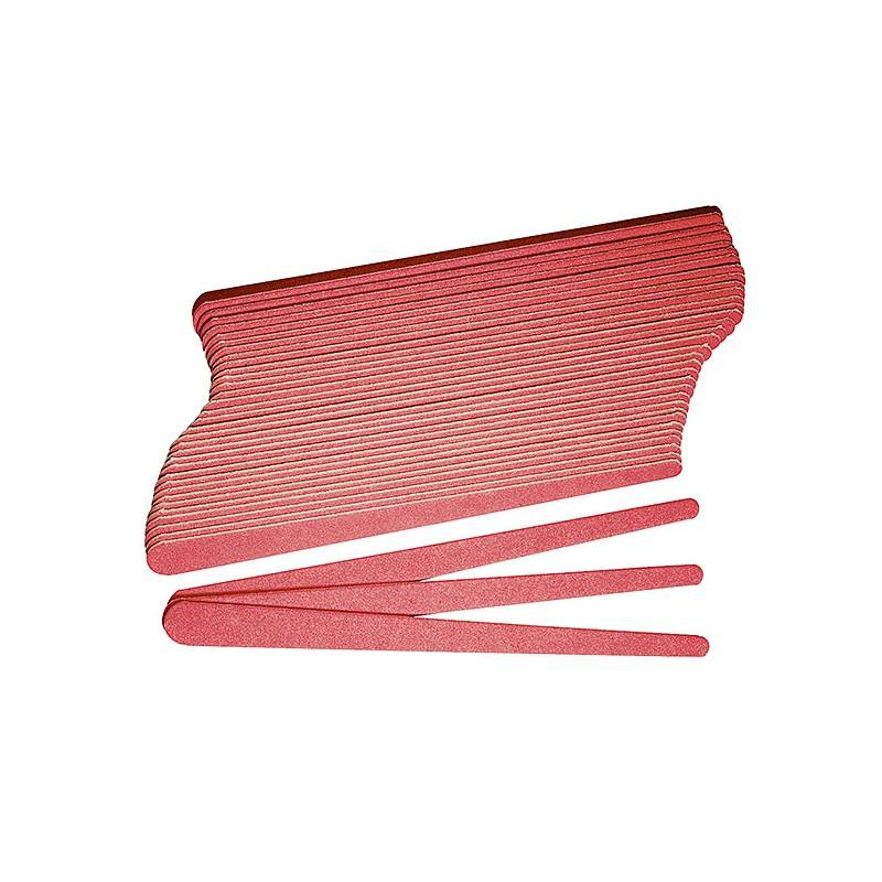 Peggy Sage Limes à ongles manucure ongles fragiles 150180 x36 Rouge, Lime à ongles