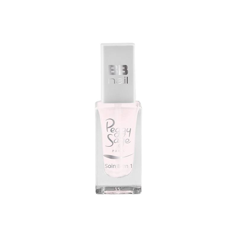Peggy Sage Soin 8 in 1 bb nail 11ML, Soin intensif