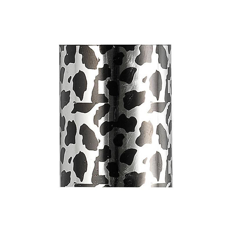 Peggy Sage Transfer foil pour ongles Zebra, Foil Nail Art
