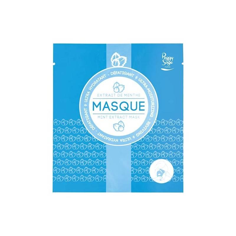 Peggy Sage Masque défatiguant Ultra hydratant 23ML, Masque visage