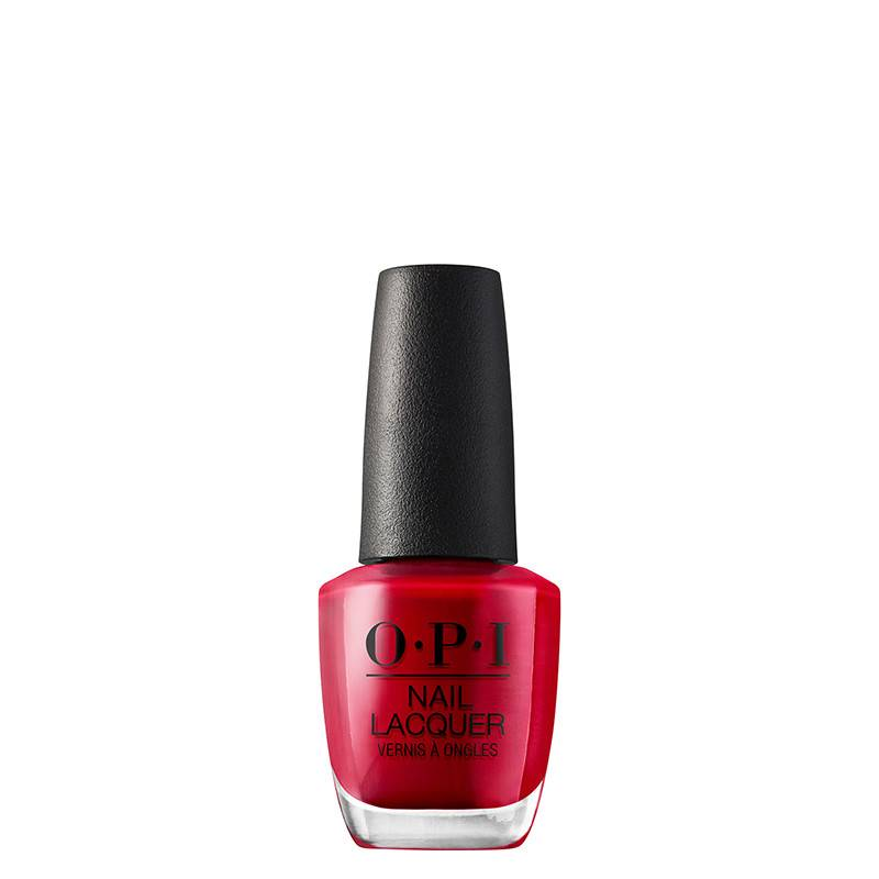 OPI Vernis à ongles The Thrill of Brazil , Vernis à ongles couleur