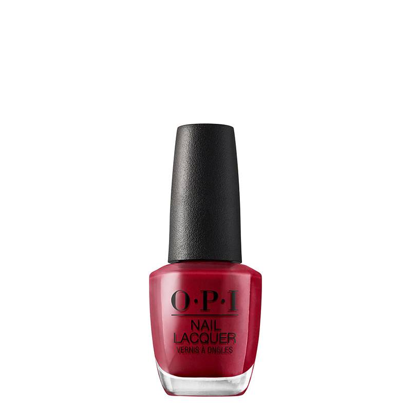 OPI Vernis à ongles Chick Flick Cherry , Vernis à ongles couleur
