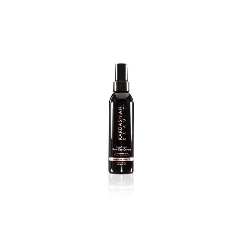 Kardashian Beauty Crème lissante à l'huile de cumin noir 177ML, Crème cheveux sans rinçage