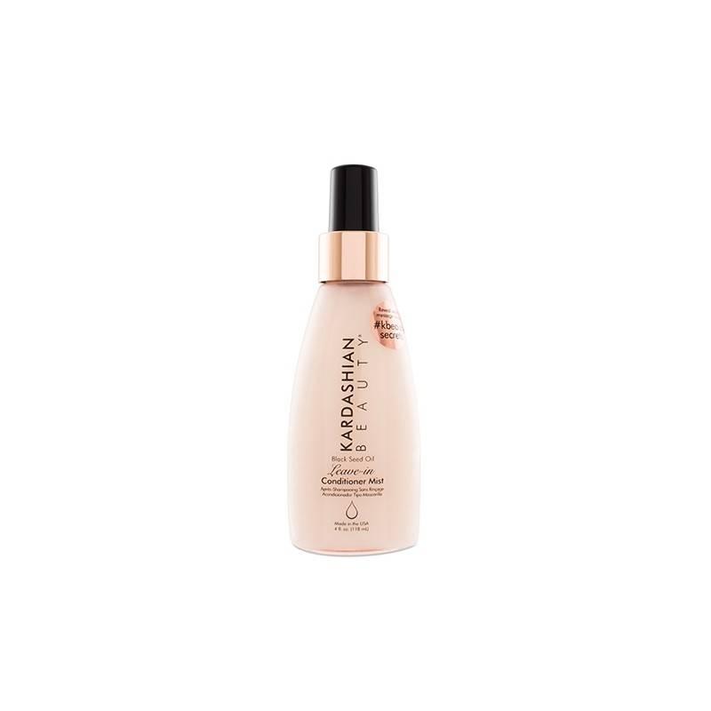 Kardashian Beauty Conditionneur sans rinçage à l'huile de cumin noir 118ML, Spray cheveux