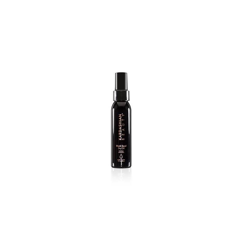 Kardashian Beauty Huile sèche nourrissante à l'huile de cumin noir 89ML, Huile