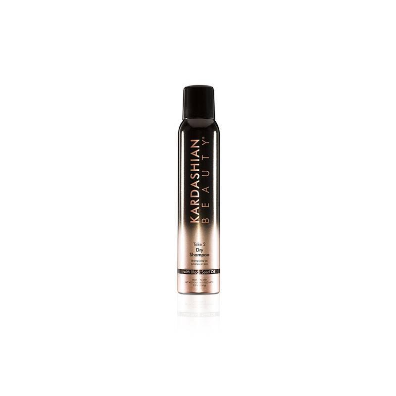 Kardashian Beauty Shampooing sec à l'huile de cumin noir 150gr, Shampoing sec