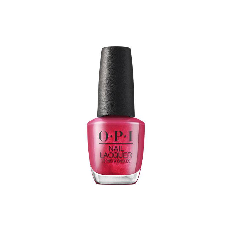 OPI Vernis à ongles 15 Minutes of Flame, Vernis à ongles couleur