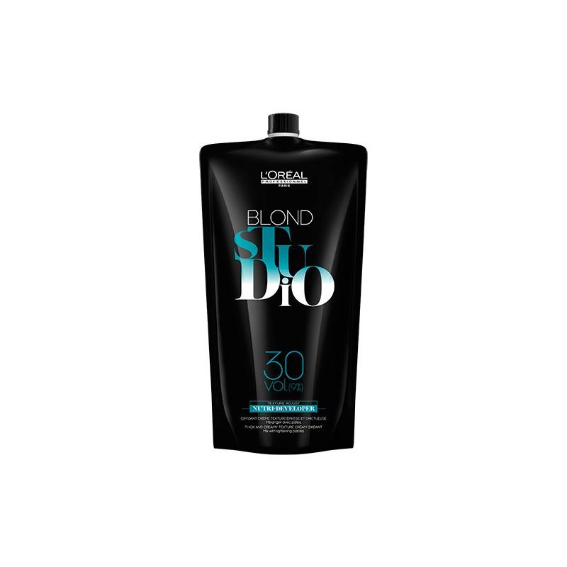 L'Oréal Professionnel Oxydant platinium 30 volumes 1000ML, Oxydant