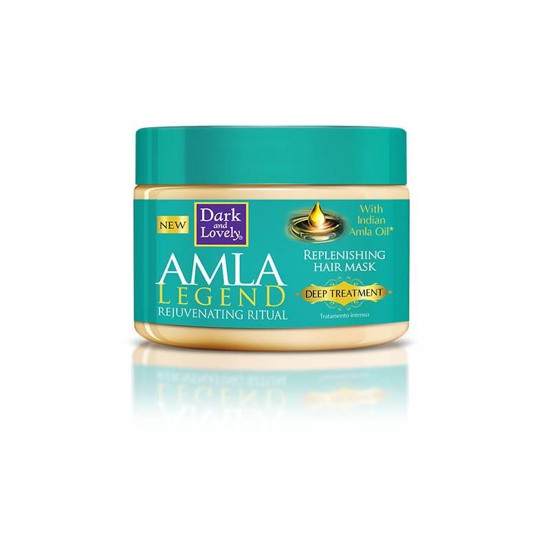 Soft Sheen.Carson Masque oil morphose Amla Legend 250ML, Masque cheveux