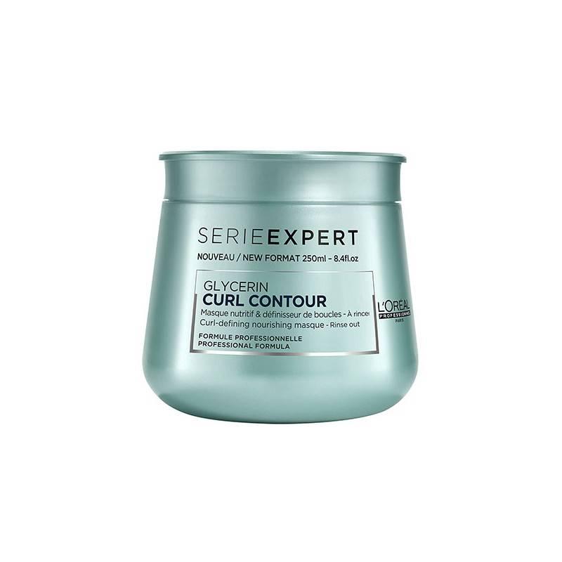 L'Oréal Professionnel Masque Curl Contour 250ML, Masque cheveux