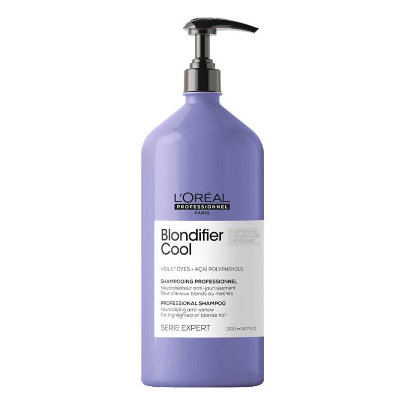 Shampoing neutralisateur anti-jaunissement Cool Blondifier